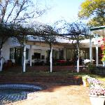 Graham's family home.