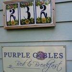 Purple Gables Foto
