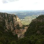 Top of Monserrat - Breathtaking