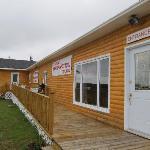 Triple Rose B&B near St. Anthony, Newfoundland