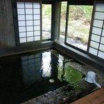 部屋数と同じくらいある個室風呂(無料)