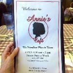 Zdjęcie Annie's Cafe
