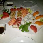 sardina sushi