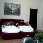 Room nr. 2 in hotel La Casa