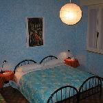 La nostra camera (presa dal loro sito ma era realmente quella!!)