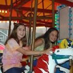 love the carosel