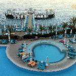 Jacuzzi & Dock