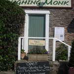 Laughing Monk exterior - this should have warned us!