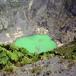 Volcán Irazu, Parque Nacional, Costa Rica