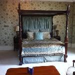 our room at Kilronan