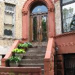 Lefferts Manor entrance