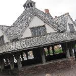 Dunster Medieval Yarn Market