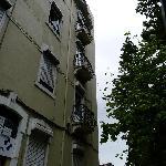 Tagus Home entrance