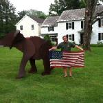 Name the Starbuck Inn Elephant