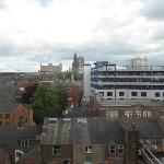 View from 5th Foor - Preston skyline