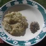 Guyanese Food - Bigan Choka