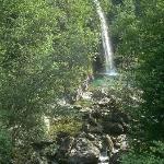 il torrente Palvico, oggi tranquillo, ha fatto tremare gli abitanti della valle