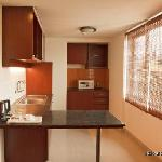 Santhome- Kitchenette Room