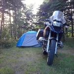 Motorcycle Friendly Camping