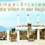Ausgrabungsstätte Pompei