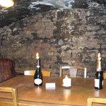 "The ""wine cave"" inside Gordon's wine bar"
