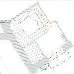 """planimetria piano superiore suite """"Il giardino"""""""