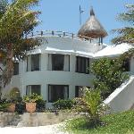 Villa Mariposa on the Beach