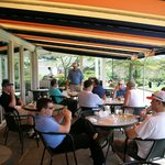 Outdoor Dining at Birdwood Grill