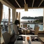 Ouzeria Restaurant at Beach Club