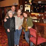 Pub with Mrs. Cummings