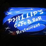 Foto de Philips Cafe ve Bar