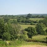 View from Lower Micklin Farm