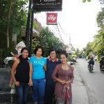 Me and friends were at Piduh Restaurant Bali