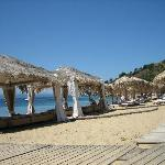 Skiathos Princess beach.