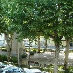 Place Gambetta from hotel