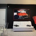 Car - living area