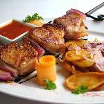 Vörös Postakocsi Restaurant - Pork Fillet Mignon