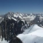 Mont Blanc and 13000 ft by cable car