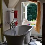 our very relaxing bath