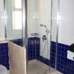 Salle de bain garden studio