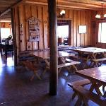 Lodge Dining Room for groups, families, or individuals