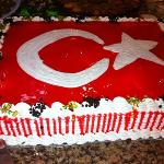 Turkish Night Cake