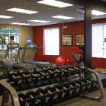 State of the art Precor Fitness Center available 7 days a week from 6:00 a.m. - 10:00 p.m.