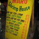 Foto Maro's Shrimp House