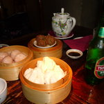 Dim sum succulent enough to melt in your mouth!