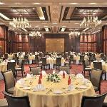 ball room round table