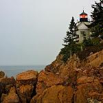 Light house - Bass Harbor