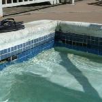 la piscine de rêve !