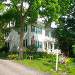 Nestled along the Kennebec River....quiet, fabulous breakfasts, comfortable elegance within walk