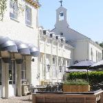 Golden Tulip Hotel de Reiskoffer Bosschenhoofd, nabij Breda, Bergen op Zoom en Roosendaal